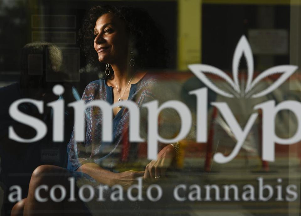 "Wanda James recalled that she and her husband felt the need to come out ""of the cannabis closet"" in a 2009 Denver Post article announcing they were getting into the marijuana business."